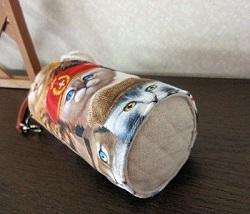 ペットボトルケース帽子ネコ3.JPG