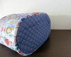 巾着式バケツバッグアリス11.JPG