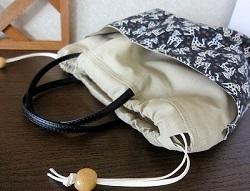 巾着式バッグインバッグダルメシアン5.JPG