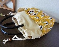 巾着式バッグインバッグライオンとトラ3.JPG