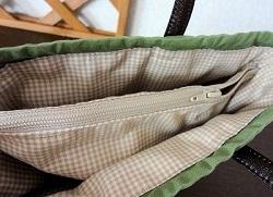 巾着式バッグインバッグジャングル・タペストリー2.JPG